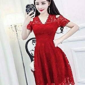 1). LVR.8 DRESS HANIN MERAHCABE