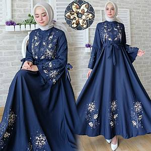 1). FC- Maxi flower REAL PIC NAVY