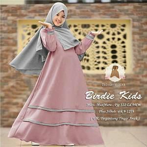 1). Birdie kids pink