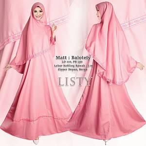 sL- Listy Syar i Pink