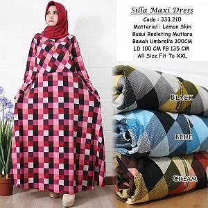 Maxy Dress Lemon Skin