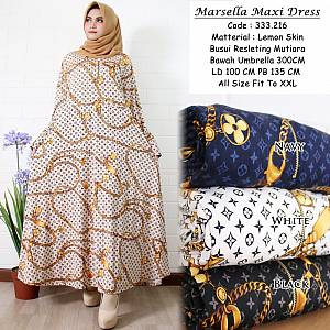 Maxy Dress Lemon Skin