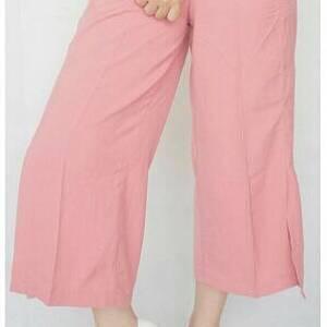 Soya Slit Culottes Pants