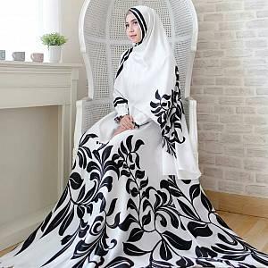 1). FC- HASNA SYARI (REAL PIC) white