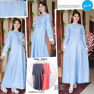 Maxi Dress Ressi (3warna)