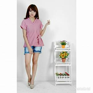 Blouse 454 Pink