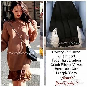 Pm sweety knit dress