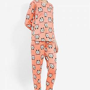 Maceky Sleepwear Orange