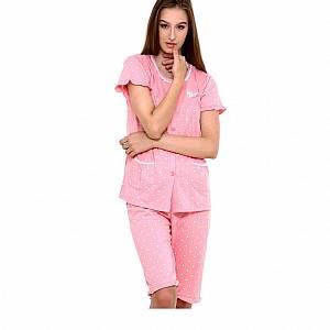 Youve Baju Tidur Set 333 Pink