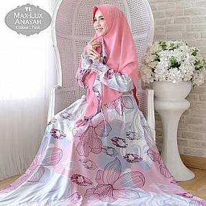 1). Tk Syar i Max-Lux Anayah Pink