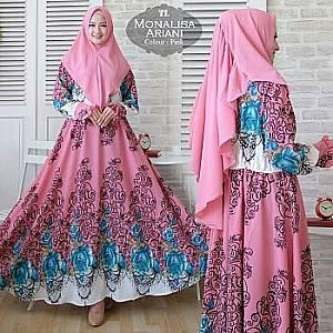 1). Tk Syar i Monalisa Ariani Pink