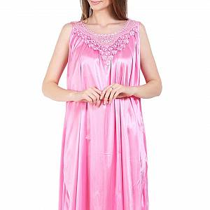 You ve Sleepwear Dress Stacy Girl 168 Pink Baju Ti