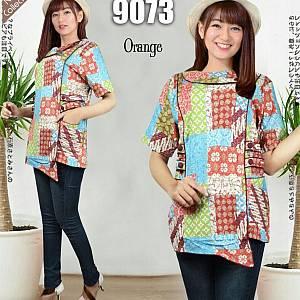 Atasan 9073 orange