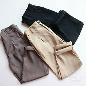 1). Zara Basic pant