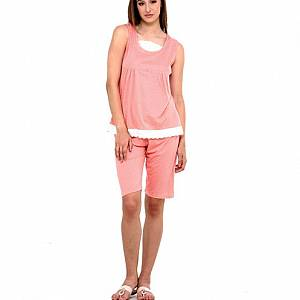 Denia Sleepwear 316 BT ST - Orange