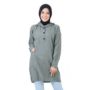 tunic calera dark grey
