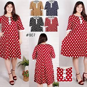 Dress Jumbo Polkadot