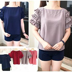 Rample blouse terompet