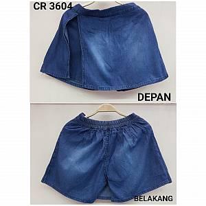 Celana Rok pendek jeans