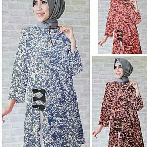 tunic rayon batik abs