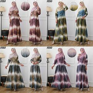 Gamis queencrepe