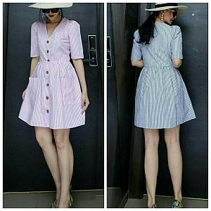 Glr md pocket dress