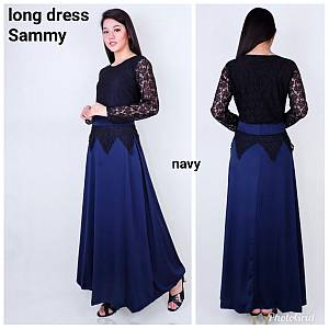 Long dress sammy navy