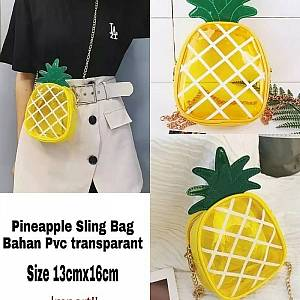 Pm pineapple bag
