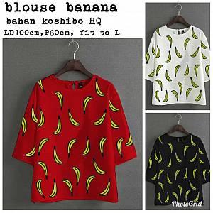 Blouse banana