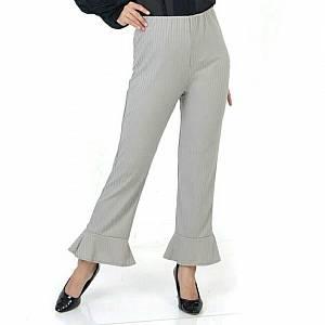 Flare pant grey