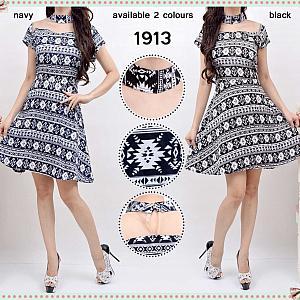 Dress 1913 Ethnic