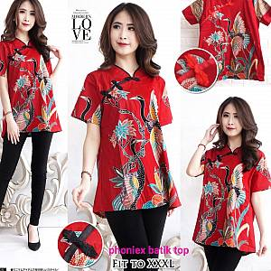 Phoniex batik top