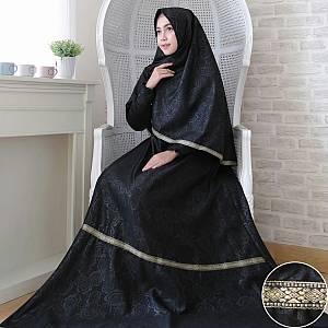 1). FC- TESSA SYARI(REAL PIC) BLACK