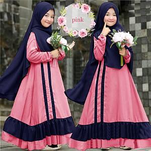 1). BA-07 Romera Kids Pink