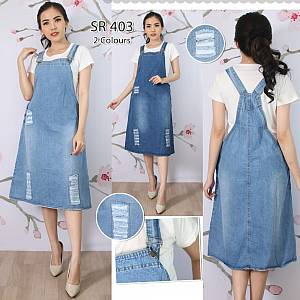 Overall rok jeans SR 403