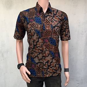 To batik. Man hao