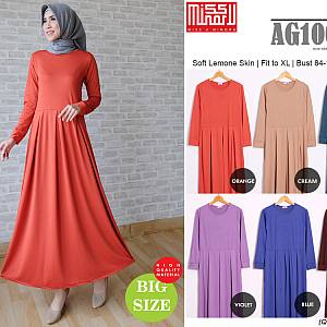 GAMIS REMPEL POLOS