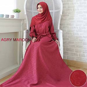1). FC- MAXI AGRY MAROON(REAL PIC)