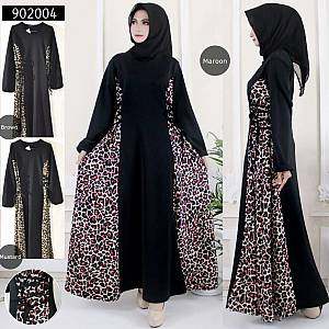 Gamis Princes Tali BBT Wedges