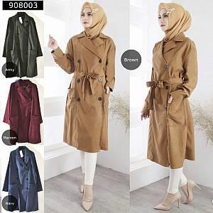 Long Coat Tunik