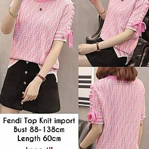 Pm fendi shirt pink