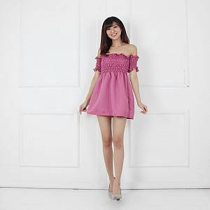 Prisket Dress Pink