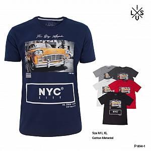 Retro car NYC City