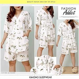 Snr kimono sleepwear