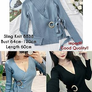 Pm sling knit