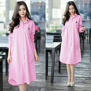 Glr birdy soft pink