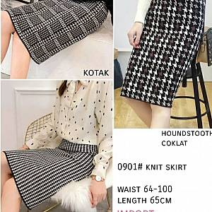 Pm knit skirt