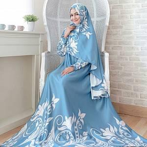 1). FC- VANISA SYARI BLUE(REAL PIC)