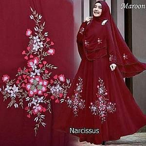 1). 46-Narcisus syar i maroon