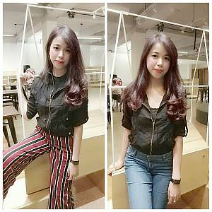 Crop jacket ECER